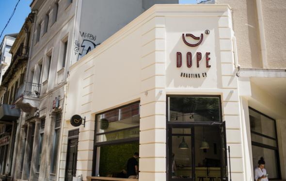 Πρώτη ματιά στο Dope: το cool στέκι στο κέντρο της Αθήνας που μυρίζει βούτυρο και καφέ