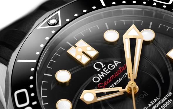 OMEGA Seamaster Diver 300M: το επετειακό ρολόι του Τζέιμς Μποντ