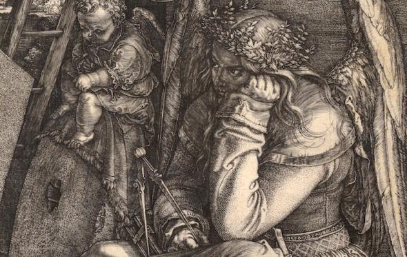 505 χρόνια από τη «Μελαγχολία» του Ντύρερ