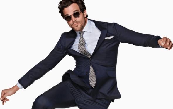5+1 κόλπα για να δείχνει το φτηνό κοστούμι σας ακριβό