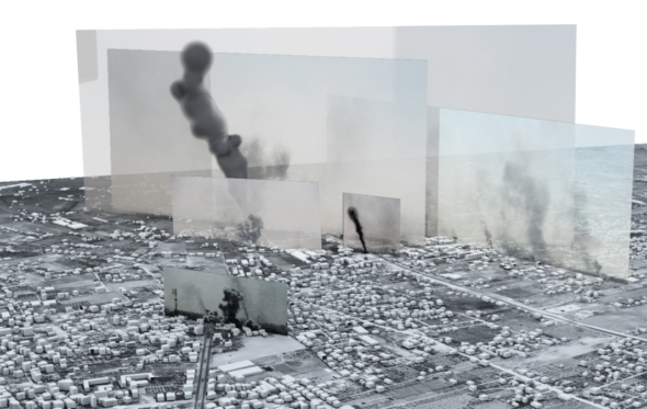 Forensic Architecture: η παγκόσμια ομάδα που χαρτογραφεί τη βία ήρθε στην Αθήνα