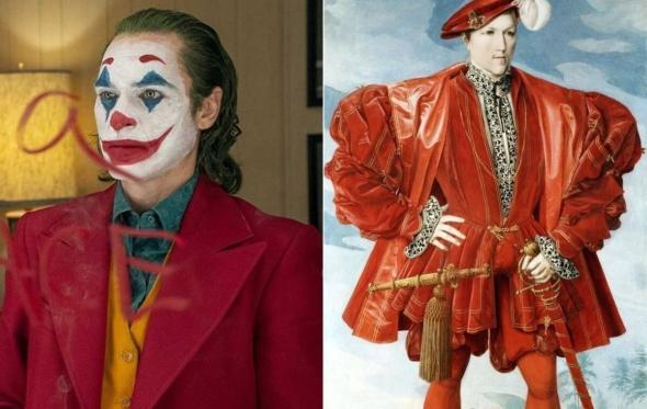 Γιατί το κοστούμι του Joker είναι κόκκινο;
