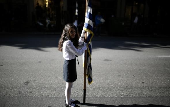 Για μια σημαία «αδειανή», για μια παρέλαση