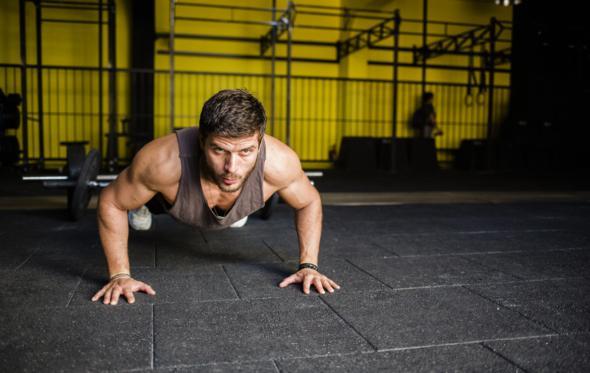 Μάνος Γαβράς: «Η σωματική άσκηση σημαίνει ποιότητα ζωής και θετική ενεργεία»