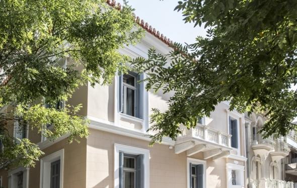 Monsieur Didot: ένα boutique hotel με εσάνς παλιάς Αθήνας στη Διδότου
