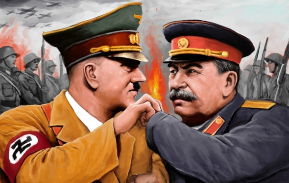 Άντε πάλι: Χίτλερ, Στάλιν και «Καλή» Πολιτική Βία