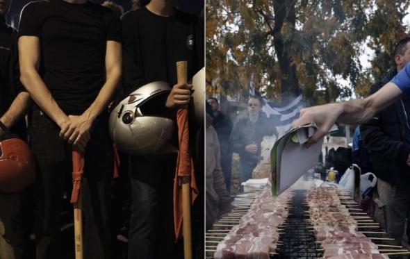 Αριστερή και Δεξιά «μούχλα»: συγκάτοικοι στο ίδιο χρονοντούλαπο