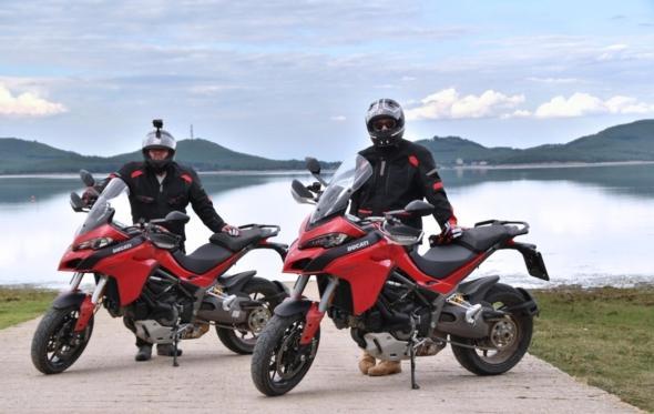 Ένα αυθεντικά ανδρικό road trip: στην Πίνδο με Ducati, 36 χρόνια μετά