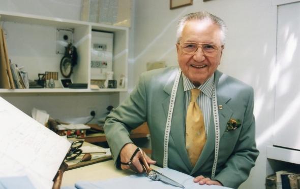 In memoriam Χριστάκη Τριανταφυλλίδη: αποχαιρετούμε τον «Νέστορα» του χειροποίητου πουκαμίσου
