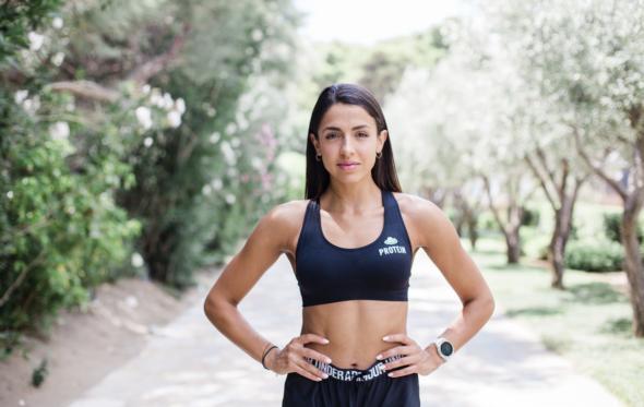 Στέλλα Αλεξανδρίδου: «Το τρέξιμο με βοηθάει να καθαρίσω και να οργανώσω τη σκέψη μου»
