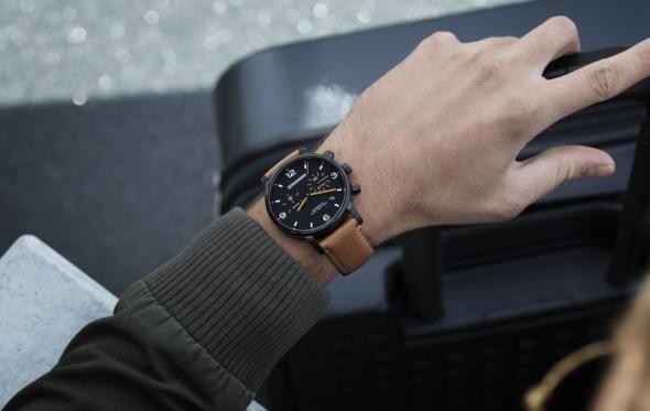 «Urban Metropolitan Chrono»: τα ρολόγια που μετρούν με ακρίβεια τον χτύπο της πόλης