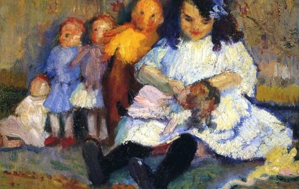 Οι ποιήτριες για τις παιδικές τους κούκλες