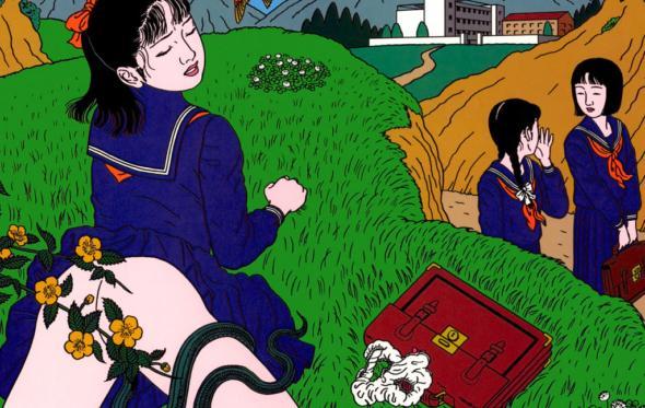 Toshio Saeki, ο σκοτεινός «νονός» της γιαπωνέζικης erotica
