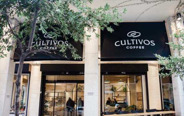 Άνοιξε το μεγαλύτερο Cultivos στο Κολωνάκι και ο καφές του είναι έξοχος