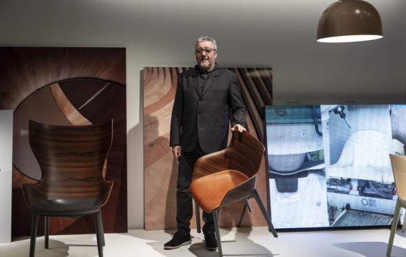 Philippe Starck: «Σας εύχομαι καλό πολιτισμό, όχι καλή χρονιά»