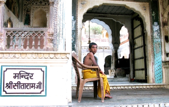 Η άγνωστη και μυστηριακή Ινδία της Έλενας Πέγκα