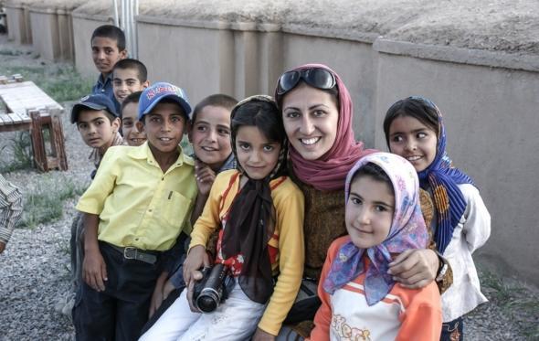 Άκης Τεμπερίδης: Το δικό μου Ιράν