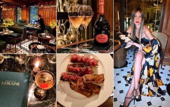 Πρώτη ματιά στην «Brasserie Lorraine»: το Κολωνάκι βγήκε από την κρίση