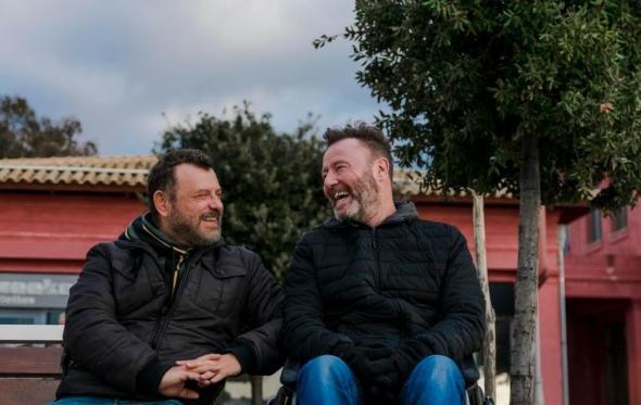 Όταν ο Πέτρος ξανασυνάντησε τον Έημον: μια καρμική φιλία 40 ετών