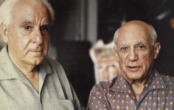 Κριστιάν Ζερβός (1889-1970): o διεθνής μέντορας των τεχνών