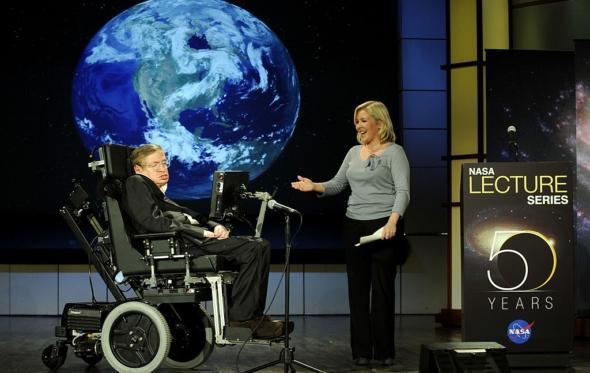 Λούσι Χόκινγκ: «Ο πατέρας μου, ο Στίβεν Χόκινγκ»