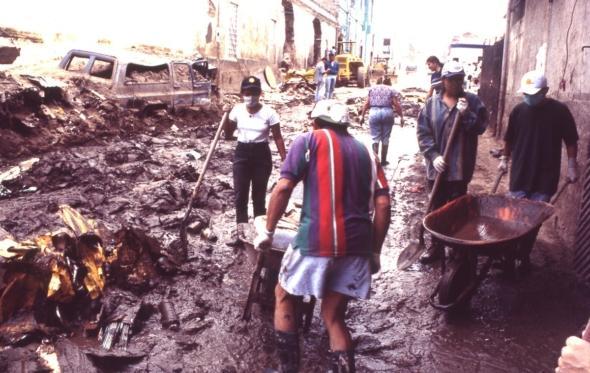 Οι περιπέτειες του Κωνσταντίνου Γκόφα: το ποτάμι των νεκρών στην Ονδούρα