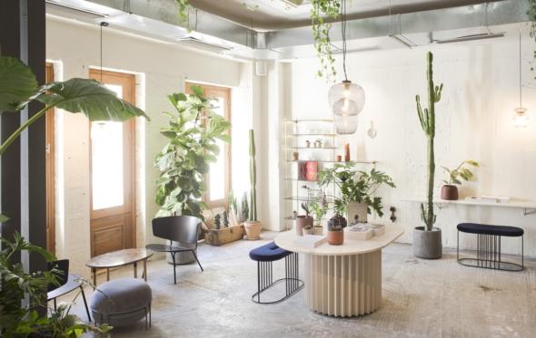 Minu: ένα υβριδικό café που μπορείς να ψωνίσεις από φυτά μέχρι έπιπλα
