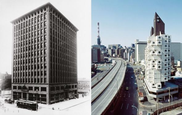 Η Αρχιτεκτονική του 20ου αιώνα: μια λαμπρή ανθρώπινη ιστορία
