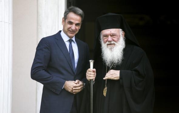 Και ο Κυριάκος μισεί την Εκκλησία; (ή μήπως…)