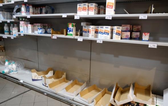 Τι πρέπει να αγοράσουμε από το σούπερ μάρκετ σε περίπτωση γενικής καραντίνας