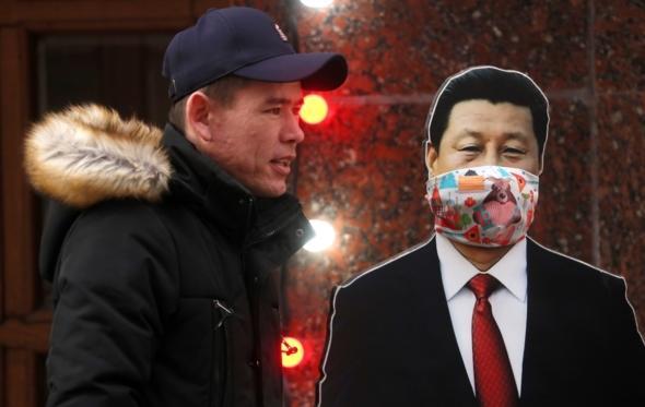 Αγαπητή Κίνα: αυτό δεν θα ξεχαστεί με 10 κιβώτια μάσκες