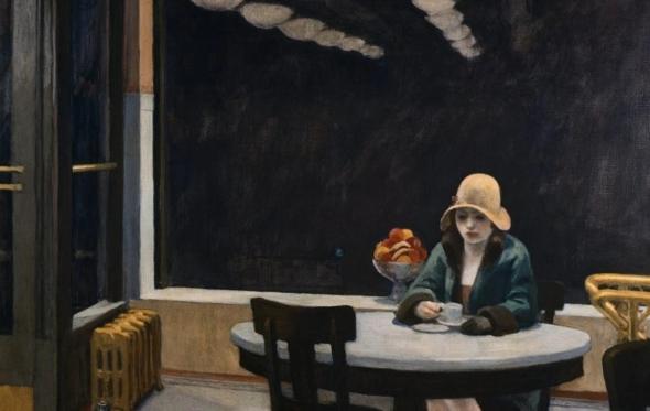 Η μοναξιά κι η σιωπή στον Έντουαρντ Χόπερ