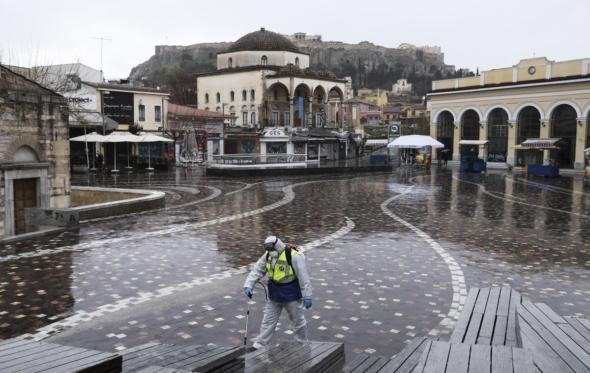 H Ελλάδα στην μετά-κορονοϊό εποχή: οικονομική καταστροφή ή ευκαιρία;