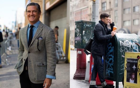 Η Νέα Υόρκη του «Sartorialist»: πάντα με αυθεντικό στυλ και χαμόγελο