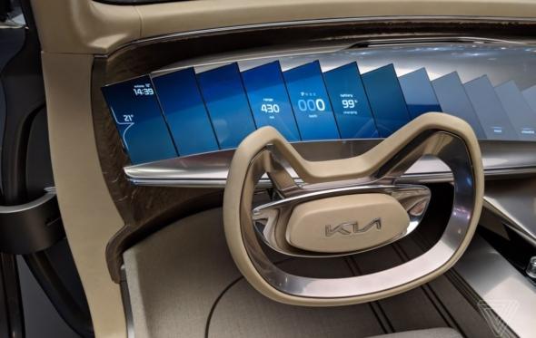 Είδαμε το μέλλον της Kia και είναι ηλεκτρικό