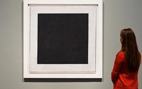 Πριν από το #BlackoutTuesday υπήρξε το «Μαύρο Τετράγωνο» του Μάλεβιτς