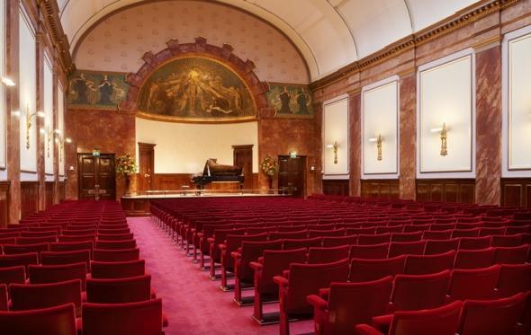 Μουσικά μεσημεριανά από το Λονδίνο: δωρεάν lunchtime concert από το Wigmore Hall