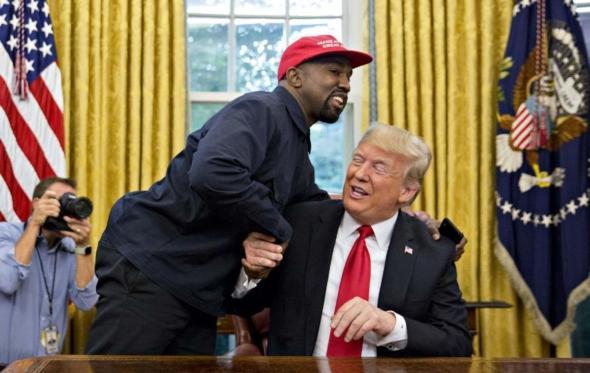 Kanye West, αλήθεια πας για πρόεδρος των ΗΠΑ;