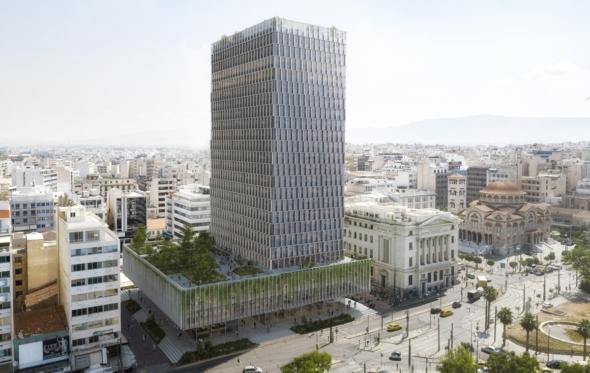 Πύργος του Πειραιά: αλλάζει έπειτα από 45 χρόνια