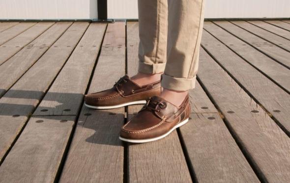 Εις τον αφρόν: τα μυστικά των boat shoes