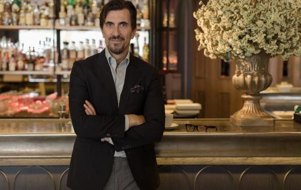 Νίκος Δαδίτσιος: «Μεγάλο ποσοστό εστιατορίων, σε ένα χρόνο από σήμερα δεν θα υπάρχουν»