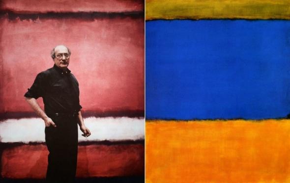 Μark Rothko, ο ζωγράφος που αγάπησε τα παιδιά