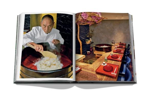 «Sushi Shokunin»: ένα λεύκωμα – ύμνος στους μετρ του σούσι