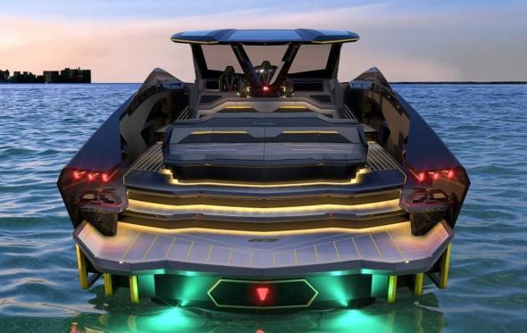 Κόλαση: Μια Lamborghini για το νερό