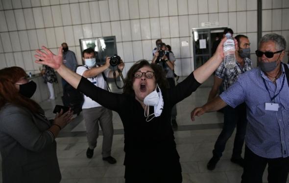 Δίκη «Χρυσής Αυγής»: Ενοχοι για διεύθυνση εγκληματικής οργάνωσης