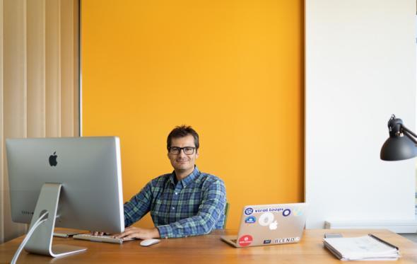 Απόστολος Αποστολάκης: «Υπάρχουν αρκετά χρήματα για νέες startups στην Ελλάδα»