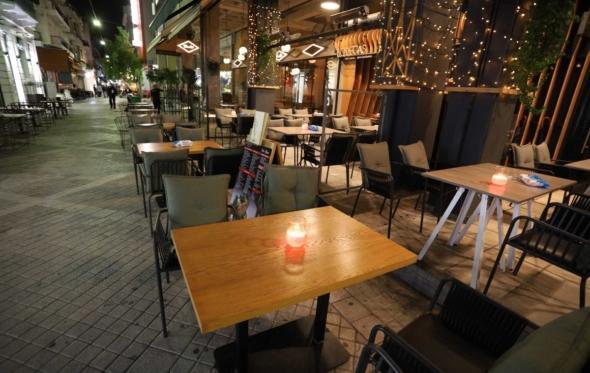 Αποχαιρέτα την καφετέρια και το εστιατόριο που καθόσουν