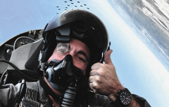 IWC Top Gun «SFTI»: η επιλογή των πιλότων της U.S. Αεροπορίας Ναυτικού