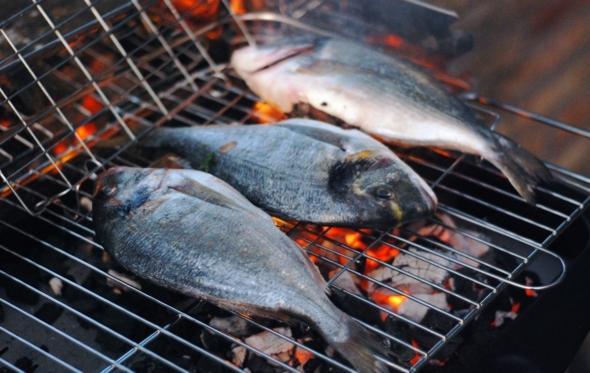 Το ψάρι είναι αντρική υπόθεση. Ή μήπως όχι;
