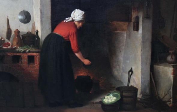 Απίκιος: «Η μαγειρική της μάνας – θαλπωρή της περασμένης ευτυχίας»